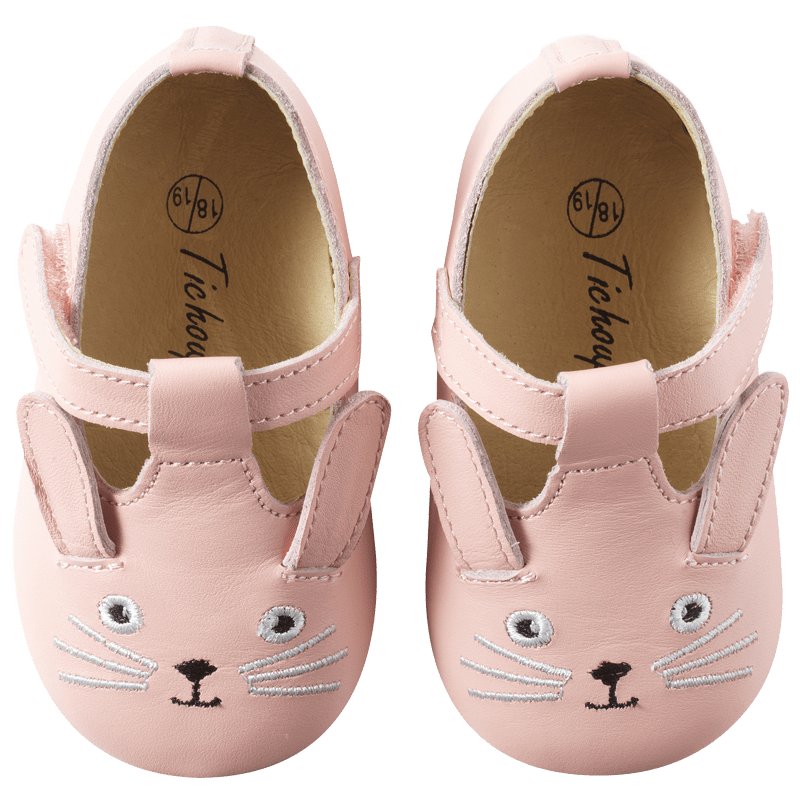chaussures-bebe-cuir-souple-poopi-lapin-rose-face